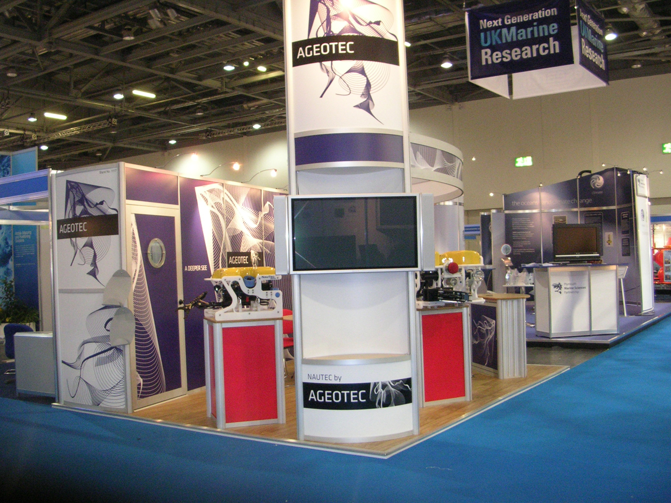 Exhibition Stand Modular : Modular exhibition stands tms exhibitions events
