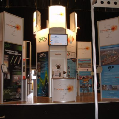 All Energy Modular Exhibition Stand