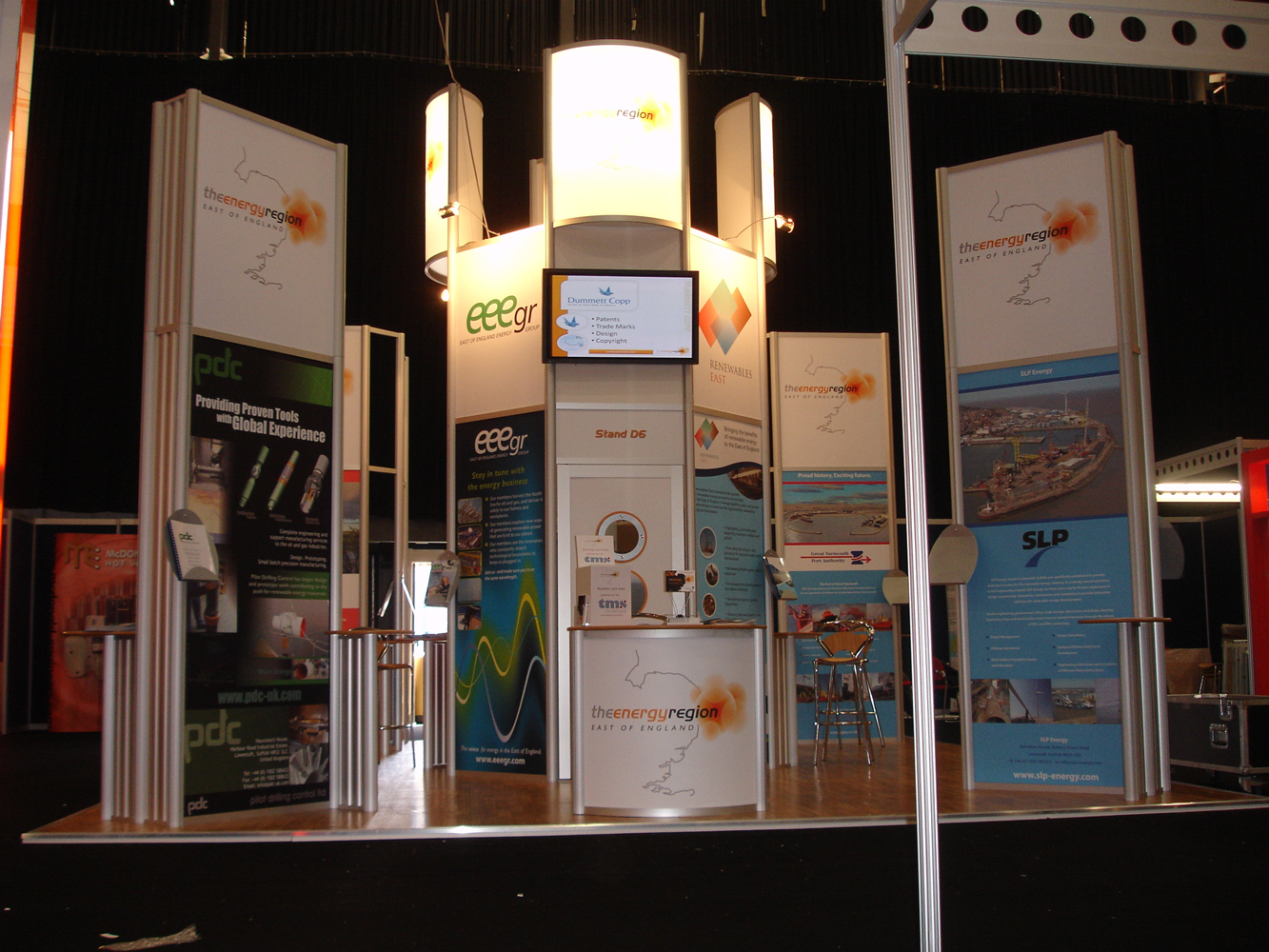 Modular Exhibition Stand Uk : Modular exhibition stands tms exhibitions & events