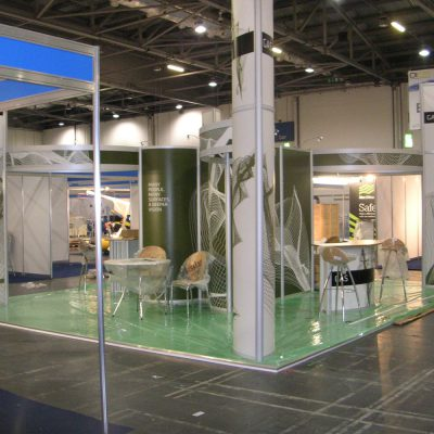 Gas SRL Modular Exhibition Stand