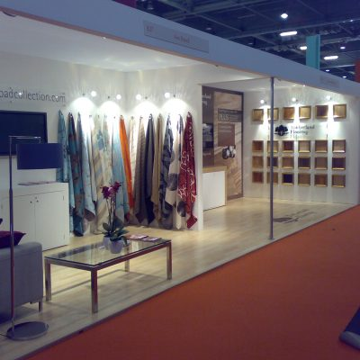 Grand Design Custom Built Exhibition Stand