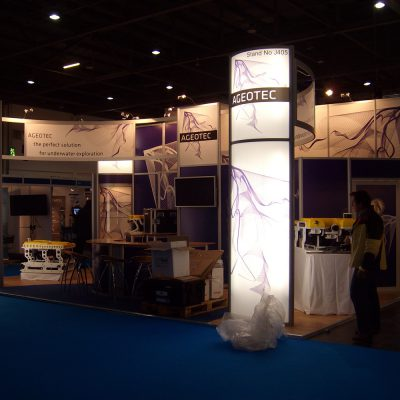 Oceanology Modular Exhibition Stand