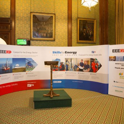 Project Management: House of Commons Reception