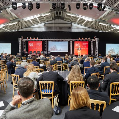 Southern North Sea Conference & Exhibition Case Study