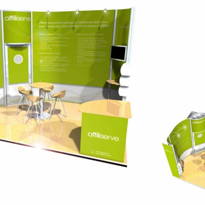 TMS Exhibitions - Graphic Design